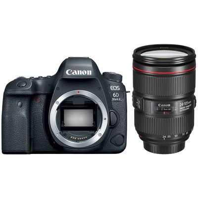 Für weitere Info hier klicken. Artikel: Canon EOS 6D Mark II, EF 24-105mm f/4,0 L IS II USM