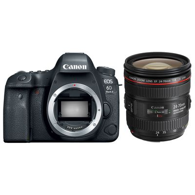 Für weitere Info hier klicken. Artikel: Canon EOS 6D Mark II, EF 24-70 1:4 IS USM