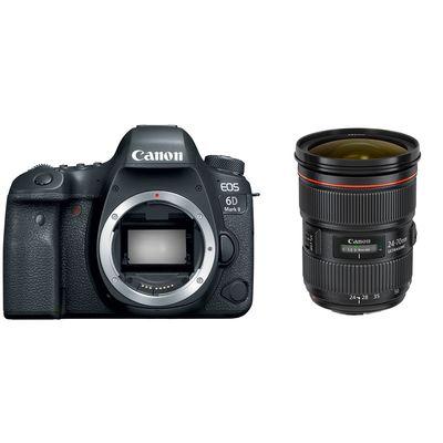 Für weitere Info hier klicken. Artikel: Canon EOS 6D Mark II + EF 24-70/2.8 L II