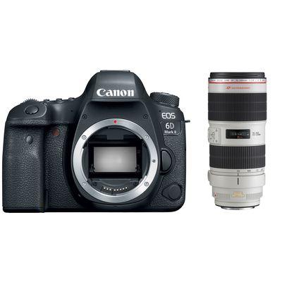 Für weitere Info hier klicken. Artikel: Canon EOS 6D Mark II + EF 70-200/2.8 L IS II