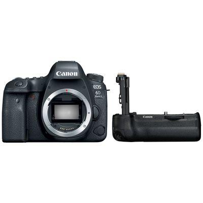 Für weitere Info hier klicken. Artikel: Canon EOS 6D Mark II Gehäuse + Batteriegriff BG-E21