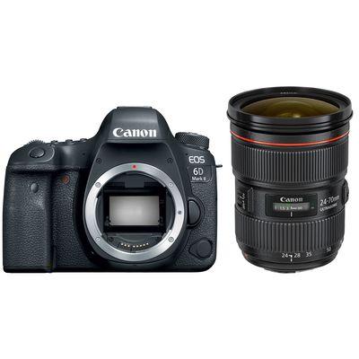 Für weitere Info hier klicken. Artikel: Canon EOS 6D Mark II + Canon 2,8/24-70 L II USM