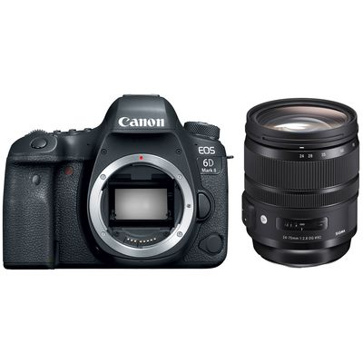 Für weitere Info hier klicken. Artikel: Canon EOS 6D Mark II + Sigma AF 24-70mm f/2,8 DG OS A