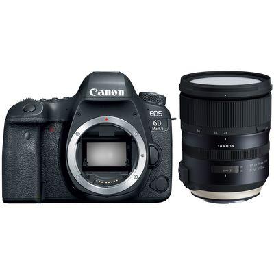 Für weitere Info hier klicken. Artikel: Canon EOS 6D Mark II, Tamron SP 2,8/ 24-70 mm Di VC USD G2