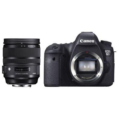 Für weitere Info hier klicken. Artikel: Canon EOS 6D, Sigma 2,8/24-70 DG OS A
