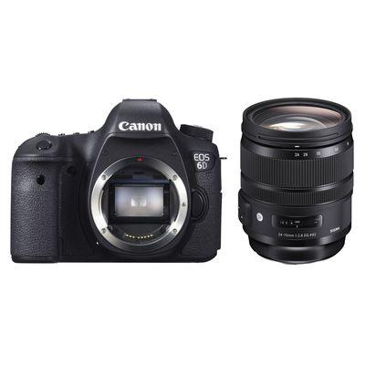 Für weitere Info hier klicken. Artikel: Canon EOS 6D,Sigma AF 2,8/ 24-70 DG OS A