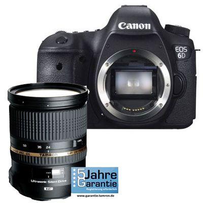 Für weitere Info hier klicken. Artikel: Canon EOS 6D,Tamron 24-70 Di VC USD