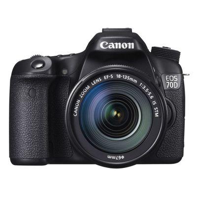 Für weitere Info hier klicken. Artikel: Canon EOS 70D,EF-S 3,5-5,6/18-135 IS STM - Ausstellungsstück -