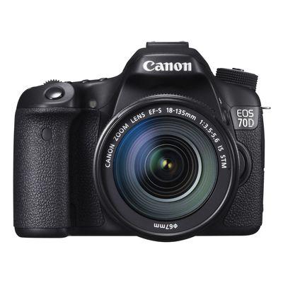 Für weitere Info hier klicken. Artikel: Canon EOS 70D,EF-S 3,5-5,6/18-135 IS STM -DEMO-