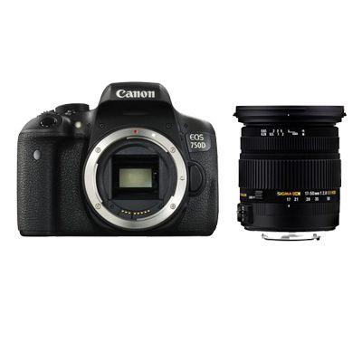 Für weitere Info hier klicken. Artikel: Canon EOS 750D,Sigma 17-50 EX DC OS HSM