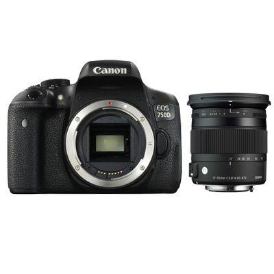 Für weitere Info hier klicken. Artikel: Canon EOS 750D,Sigma 17-70 OS HSM
