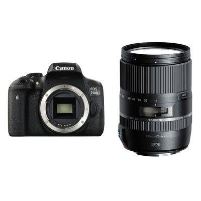 Für weitere Info hier klicken. Artikel: Canon EOS 750D,Tamron 16-300 Di II VC PZD