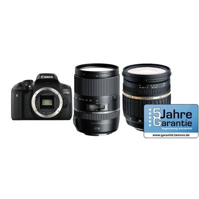 Für weitere Info hier klicken. Artikel: Canon EOS 750D,Tamron 17-50 VC,70-300 VC