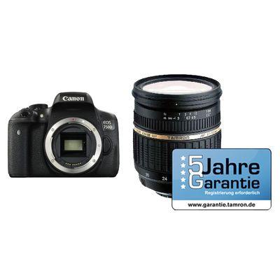 Für weitere Info hier klicken. Artikel: Canon EOS 750D,Tamron 17-50 SP XR DiII