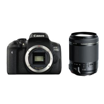 Für weitere Info hier klicken. Artikel: Canon EOS 750D,Tamron 18-200 Di II VC