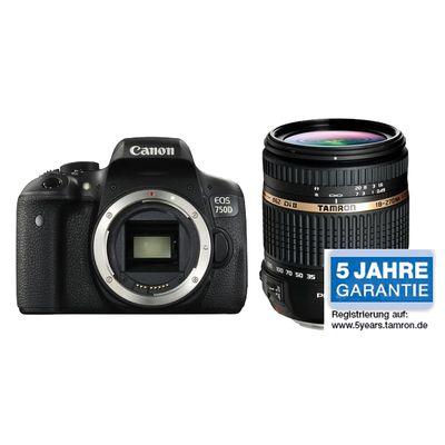 Für weitere Info hier klicken. Artikel: Canon EOS 750D,Tamron AF 3,5-6,3/18-270 VC