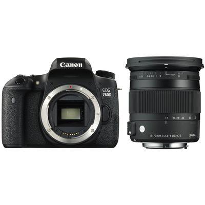 Für weitere Info hier klicken. Artikel: Canon EOS 760D,Sigma 17-70 OS HSM