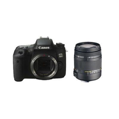 Für weitere Info hier klicken. Artikel: Canon EOS 760D,Sigma 18-250 DC OS HSM