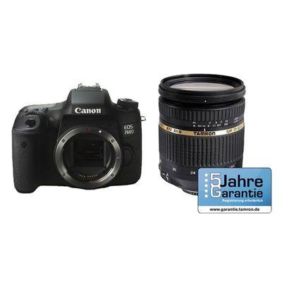 Für weitere Info hier klicken. Artikel: Canon EOS 760D,Tamron 17-50 XR VC LD