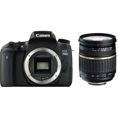 Für weitere Info hier klicken. Artikel: Canon EOS 760D, Tamron AF 2,8/17-50 SP XR Di II LD