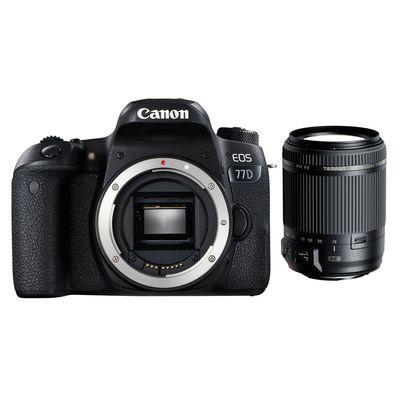 Für weitere Info hier klicken. Artikel: Canon EOS 77D + Tamron 3,5-6,3/18-200 Di II VC Canon EF-S