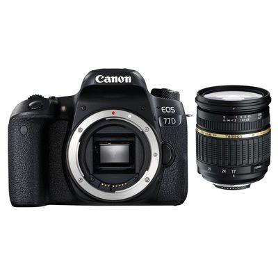Für weitere Info hier klicken. Artikel: Canon EOS 77D + Tamron AF 2,8/17-50 SP XR Di II LD Canon EF-S