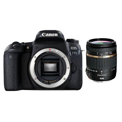 Für weitere Info hier klicken. Artikel: Canon EOS 77D + Tamron AF 3,5-6,3/18-270 Di II VC PZD Canon EF-S