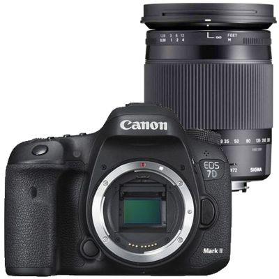Für weitere Info hier klicken. Artikel: Canon EOS 7D Mark II,Sigma 18-300 OS HSM