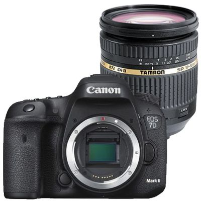 Für weitere Info hier klicken. Artikel: Canon EOS 7D Mark II,Tamron 17-50 VC LD