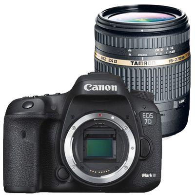 Für weitere Info hier klicken. Artikel: Canon EOS 7D Mark II,Tamron 18-270 Di VC