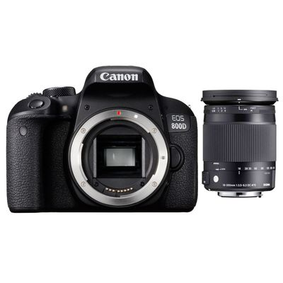 Für weitere Info hier klicken. Artikel: Canon EOS 800D + Sigma AF 3,5-6,3/18-300 DC Macro OS HSM C