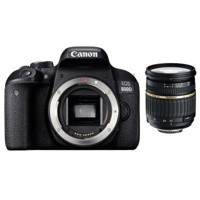 Für weitere Info hier klicken. Artikel: Canon EOS 800D + Tamron AF 2,8/17-50 SP XR Di II LD Canon EF-S