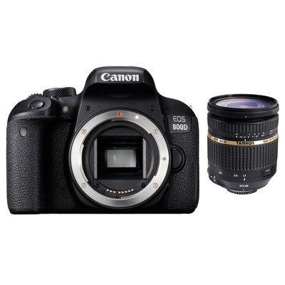 Für weitere Info hier klicken. Artikel: Canon EOS 800D + Tamron AF 2,8/17-50 XR Di II VC LD Canon EF-S