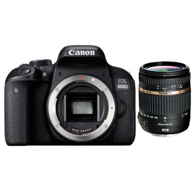 Für weitere Info hier klicken. Artikel: Canon EOS 800D + Tamron AF 3,5-6,3/18-270 Di II VC PZD Canon EF-S