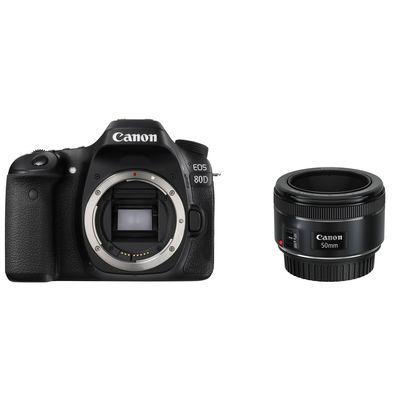 Für weitere Info hier klicken. Artikel: Canon EOS 80D + Canon EF 50mm f/1,8 STM Canon EF-S