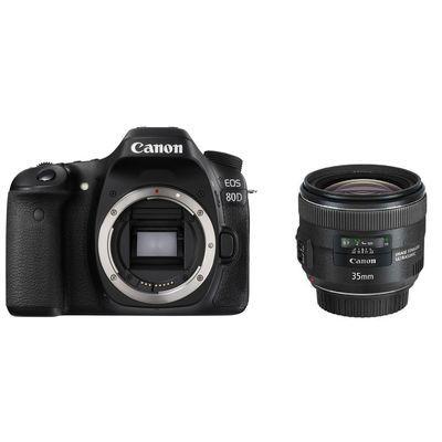Für weitere Info hier klicken. Artikel: Canon EOS 80D + Canon EF 2,0/35 IS USM Canon EF-S