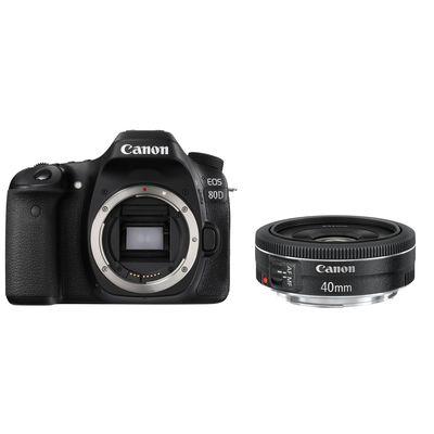 Für weitere Info hier klicken. Artikel: Canon EOS 80D + Canon EF 2,8/40 STM Canon EF-S