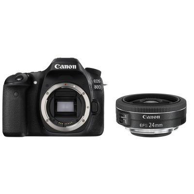 Für weitere Info hier klicken. Artikel: Canon EOS 80D + Canon EF-S 2,8/24 STM Canon EF-S