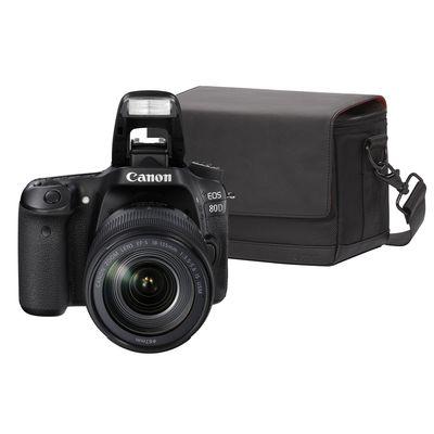 Für weitere Info hier klicken. Artikel: Canon EOS 80D,EF-S 3,5-5,6/18-135 IS USM + Canon Schultertasche SB100 Canon EF-S