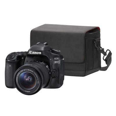 Für weitere Info hier klicken. Artikel: Canon EOS 80D,EF-S 3,5-5,6/18-55 IS STM + Canon Schultertasche SB100 Canon EF-S