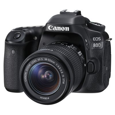 Für weitere Info hier klicken. Artikel: Canon EOS 80D,EF-S 3,5-5,6/18-55 IS STM