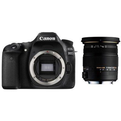 Für weitere Info hier klicken. Artikel: Canon EOS 80D, Sigma 17-50 EX DC HSM