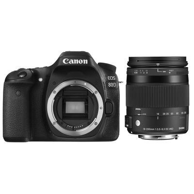 Für weitere Info hier klicken. Artikel: Canon EOS 80D, Sigma 18-200 DC OS HSM C