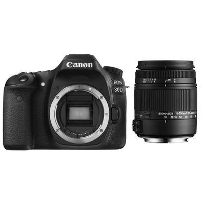 Für weitere Info hier klicken. Artikel: Canon EOS 80D, Sigma 18-250 DC Makro OS HSM