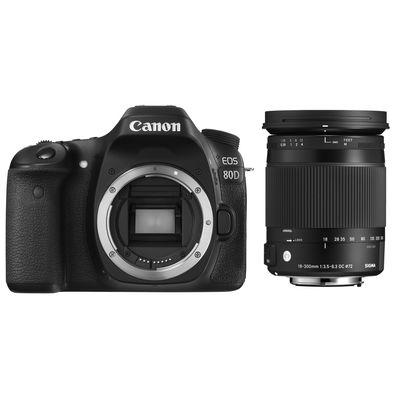 Für weitere Info hier klicken. Artikel: Canon EOS 80D, Sigma 18-300 DC Makro OS HSM