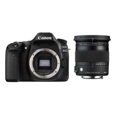 Für weitere Info hier klicken. Artikel: Canon EOS 80D, Sigma 17-70 DC OS HSM C