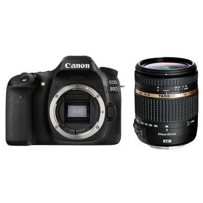 Für weitere Info hier klicken. Artikel: Canon EOS 80D,Tamron 18-270 Di II VC PZD