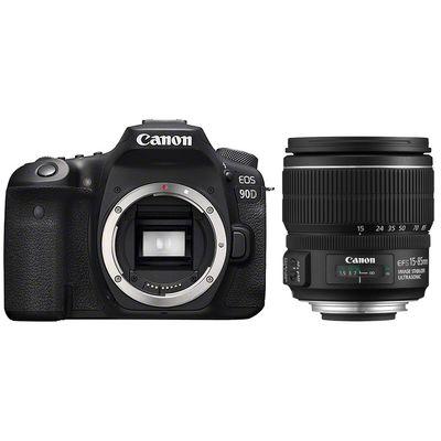 Für weitere Info hier klicken. Artikel: Canon EOS 90D + EF-S 15-85mm f/3,5-5,6 IS USM