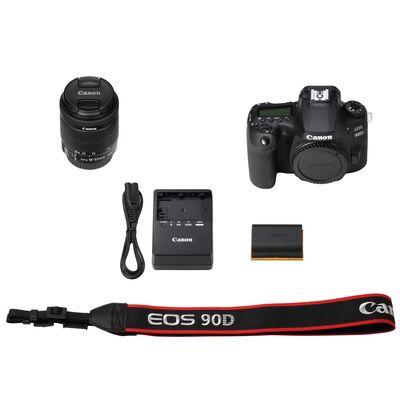 Für weitere Info hier klicken. Artikel: Canon EOS 90D + EF-S 18-55mm f/3,5-5,6 IS STM