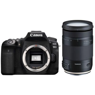 Für weitere Info hier klicken. Artikel: Canon EOS 90D + Tamron AF 18-400mm f/3,5-6,3 Di II VC HLD